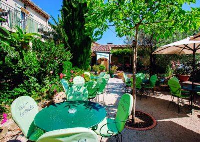 Terrasse Hotel Le Pradet
