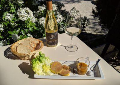 Foie gras & muscat